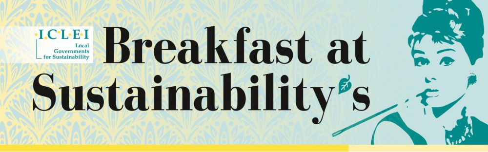 31st Breakfast at Sustainability's